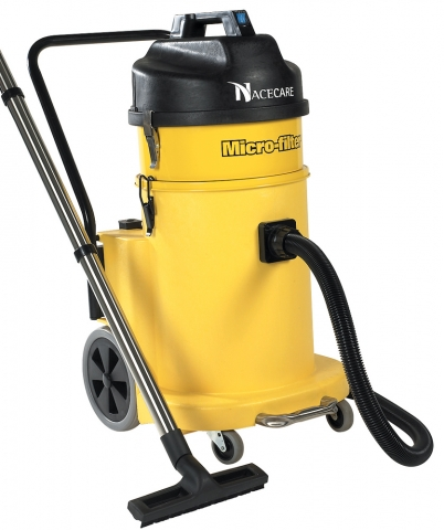Nvq900h nacecare solutions for Concrete floor sweeper